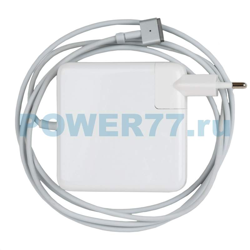 Блок питания A1424 для ноутбука Apple MacBook Pro (20V, 4.25A, 85W, разъем MagSafe 2)