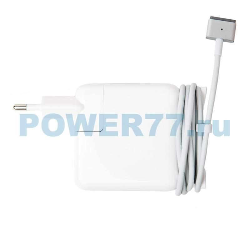 Блок питания A1436 для ноутбука Apple MacBook Air (14.85V, 3.05A, 45W, разъем MagSafe 2)