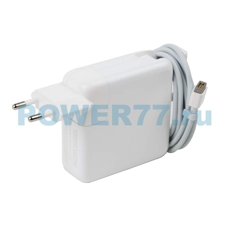 Блок питания A1184/A1344 для ноутбука Apple MacBook/MacBook Pro  (16.5V, 3.65A, 60W, разъем MagSafe)