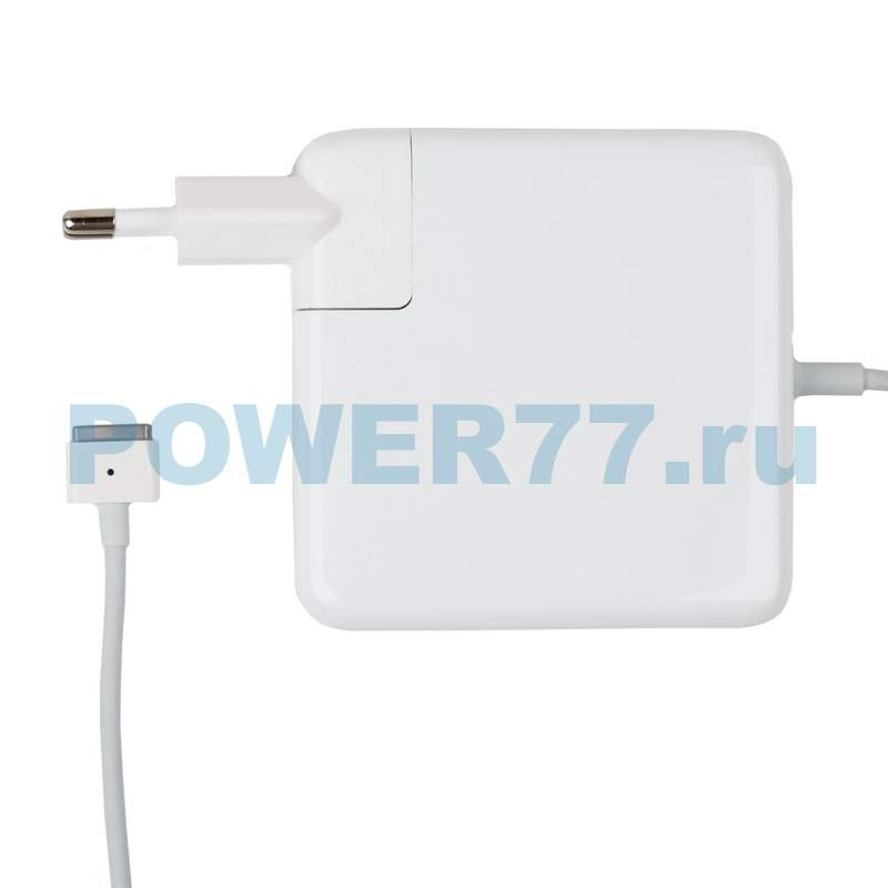Блок питания A1172 для ноутбука Apple MacBook Pro (18.5V, 4.6A, 85W, разъем MagSafe)