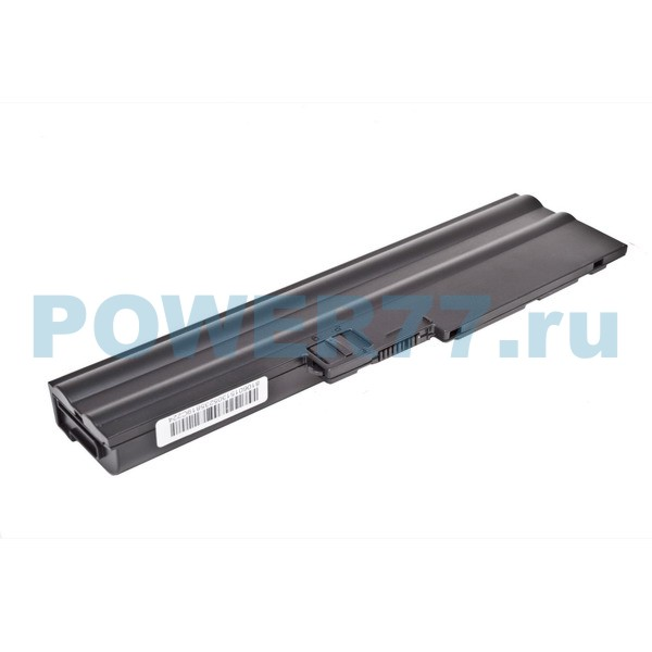 "Аккумулятор для IBM Thinkpad R60/R61/T60/T61/Z60/Z61, Lenovo Thinkpad R61/T61 (14"" & 15"" not widescreen)/T500/W500/SL400/SL500 (4400 mAh)"